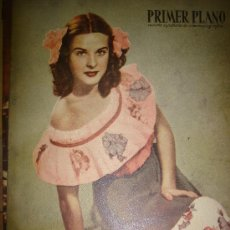 Cine: REVISTA PRIMER PLANO. Nº430. 1949 - JEAN PETERS, COCTEAU, CLARK GABLE, JUNE ASTOR. Lote 29046272