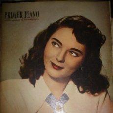 Cine: REVISTA PRIMER PLANO. Nº436. 1949 - MARTA TOREN, AMELIA BANCE, VIVIANE ROMANCE, CARMEN SEVILLA. Lote 29046425