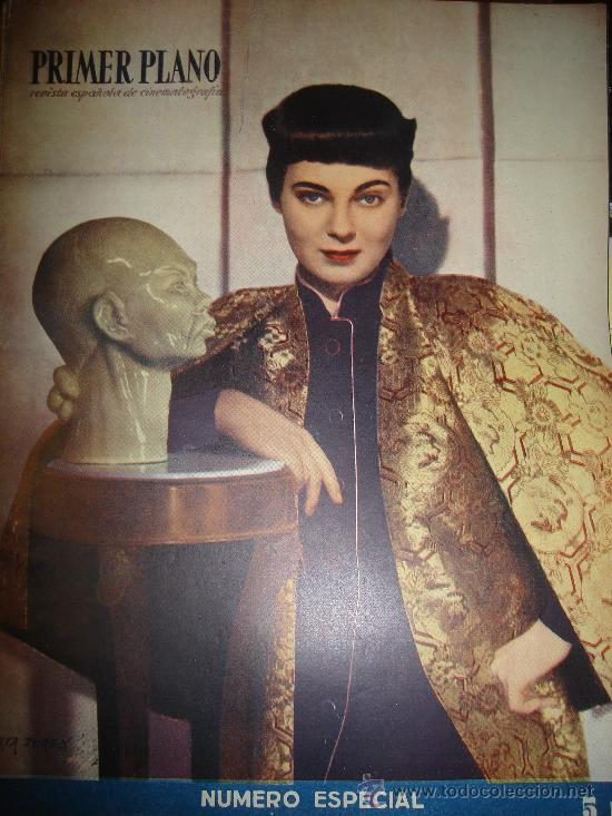 REVISTA PRIMER PLANO. Nº444. 1949 - NUMERO ESPECIAL. MARTA TOREN, LANA TURNER, CHARLES BOYER (Cine - Revistas - Primer plano)