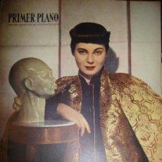 Cine: REVISTA PRIMER PLANO. Nº444. 1949 - NUMERO ESPECIAL. MARTA TOREN, LANA TURNER, CHARLES BOYER. Lote 29046450