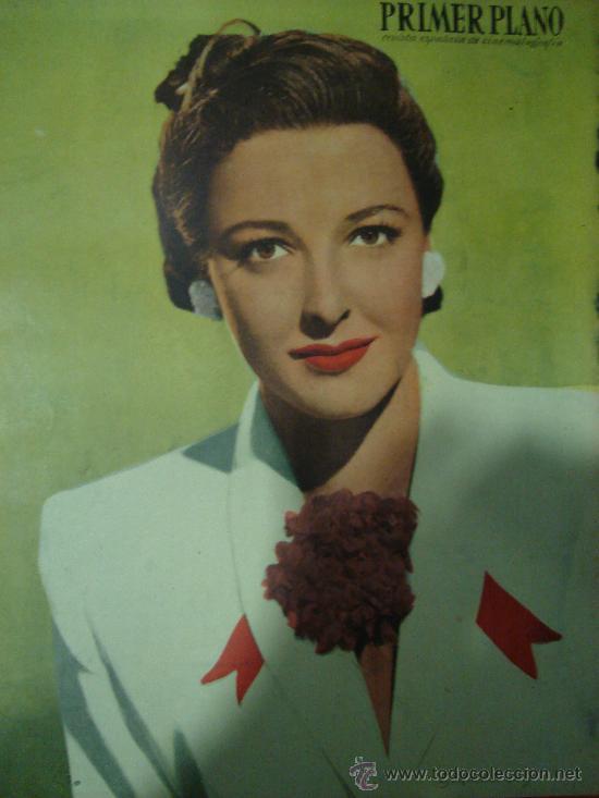 REVISTA PRIMER PLANO. Nº454. 1949 - LARAINE DAY, IRENE DUNNE, GERARD PHILIPPE, AVA GARDNER (Cine - Revistas - Primer plano)