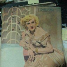 Cine: REVISTA PRIMER PLANO. Nº457. 1949 - PAULA VALENSKA, JANET LEIGH, JOSEPH COTTEN, GALE STORM. Lote 29046490