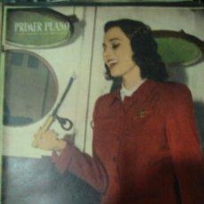 Cine: REVISTA PRIMER PLANO. Nº459. 1949 - MARTA TOREN, SIGNE HASSO, DONNA REED, FERNAND GRAVEY. Lote 29046505