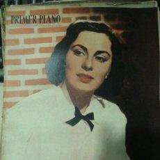 Cine: REVISTA PRIMER PLANO. Nº477. 1949 - VIVECA LINDFORS, SHIRLEY TEMPLE, MARTA TOREN, FREDERIC MARCH. Lote 29046624