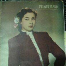 Cine: REVISTA PRIMER PLANO. Nº481. 1950 - AURORA BAUTISTA, GLENN FORD, LANA TURNER, GLENN FORD. Lote 29046662