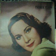 Cine: REVISTA PRIMER PLANO. Nº483. 1950 - ALIDA VALLI, LANA TURNER, LINDA DARNELL, JEAN DELANNOY. Lote 29046671