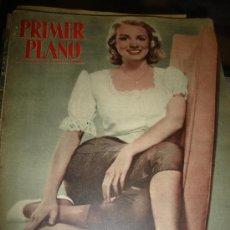Cine: REVISTA PRIMER PLANO. Nº989. 1959 - INGER STEVENS, OLGA ANDRE, SARA MONTIEL, EDUARDO DMYTRIK. Lote 29046775