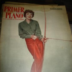 Cine: REVISTA PRIMER PLANO. Nº990. 1959 - PATRICIA BREDIN, SIR LAURENCE OLIVIER, CLAIRE BLOOM, MISS CUPLE. Lote 29046792