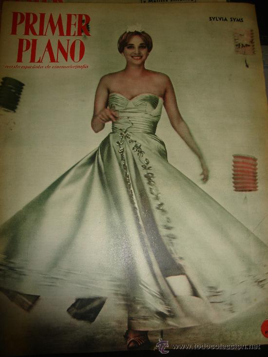 REVISTA PRIMER PLANO. Nº998. 1959 - SYLVIA SYMS, HITCHCOCK, JAYNE MANSFIELD, LOIS DANE (Cine - Revistas - Primer plano)