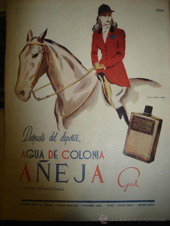 Cine: REVISTA PRIMER PLANO. Nº444. 1949 - NUMERO ESPECIAL. MARTA TOREN, LANA TURNER, CHARLES BOYER - Foto 2 - 29046450