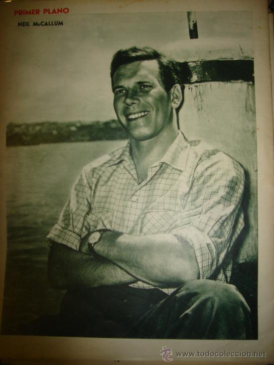 Cine: REVISTA PRIMER PLANO. Nº998. 1959 - SYLVIA SYMS, HITCHCOCK, JAYNE MANSFIELD, LOIS DANE - Foto 2 - 29047040