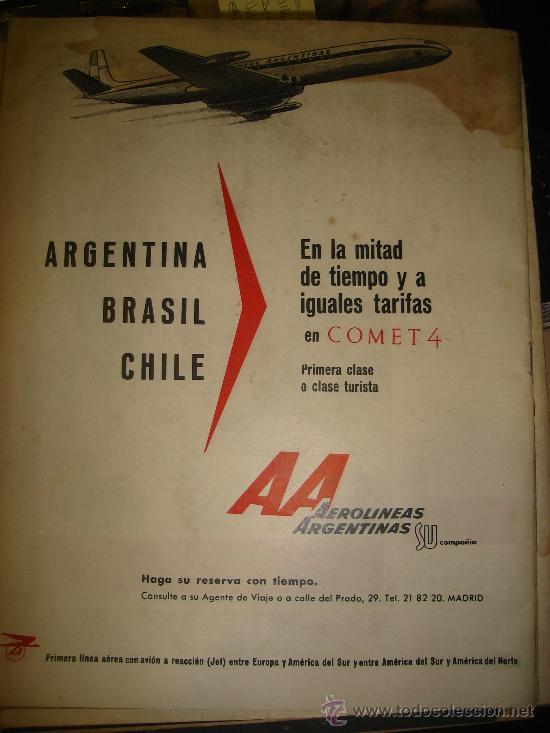Cine: REVISTA PRIMER PLANO. Nº990. 1959 - PATRICIA BREDIN, SIR LAURENCE OLIVIER, CLAIRE BLOOM, MISS CUPLE - Foto 2 - 29046792