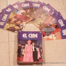 Cine: OK61 EL CINE ENCICLOPEDIA DEL 7º ARTE BURU LAN COMPLETA 1973 FASCICULOS 1-96. Lote 29070162