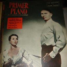 Cine: REVISTA PRIMER PLANO. Nº948 1958 - YUL BRYNNER, CLAIRE BLOOM, KIN NOWAK, JAMES STEWART. Lote 29074567