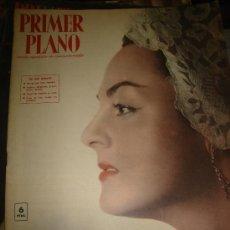Cinéma: REVISTA PRIMER PLANO. Nº956 1959 - FINA GALICIA, PREMIOS CINE ESPAÑOL, AUDREY HEPBURN. Lote 29074597
