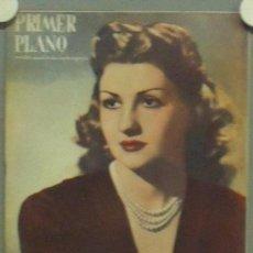 Cine: OM27 CARLOTA BILBAO REVISTA ESPAÑOLA PRIMER PLANO OCTUBRE 1947. Lote 29107986