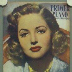 Cine: OM29 MARTHA VICKERS REVISTA ESPAÑOLA PRIMER PLANO JUNIO 1947. Lote 29108091