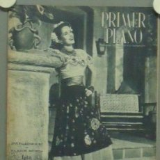 Cine: OM34 JINX FALKENBOURG REVISTA ESPAÑOLA PRIMER PLANO ABRIL 1946. Lote 29109360