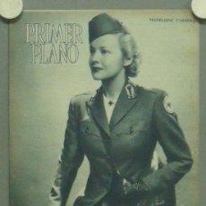 Cine: OM35 MADELEINE CARROLL REVISTA ESPAÑOLA PRIMER PLANO MAYO 1946. Lote 29109624
