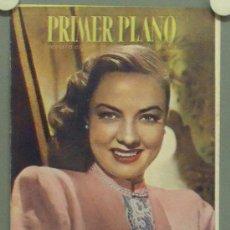 Cine: OM47 AUDREY TOTTER REVISTA ESPAÑOLA PRIMER PLANO AGOSTO 1947. Lote 29111541