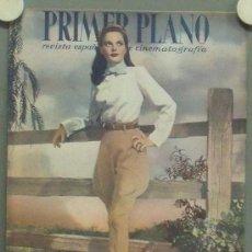 Cine: OM52 GERALDINE BROOKS REVISTA ESPAÑOLA PRIMER PLANO JULIO 1947. Lote 29112097