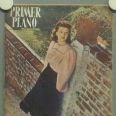 Cine: OM58 MYRNA LOY REVISTA ESPAÑOLA PRIMER PLANO SEPTIEMBRE 1947. Lote 29131363