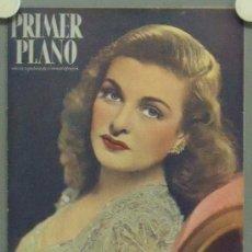 Cine: OM63 JOAN BENNETT REVISTA ESPAÑOLA PRIMER PLANO MARZO 1947. Lote 29132000