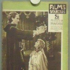 Cinema: OM79 HENRY WILCOXON LORETTA YOUNG REVISTA ESPAÑOLA FILMS SELECTOS NOVIEMBRE 1935. Lote 29136188