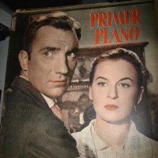 Cine: REVISTA PRIMER PLANO. Nº896. 1957 - FDO FERNAN GOMEZ, Mº ROSA SALGADO, GEORGE SANDERS, MARIA FELIX. Lote 29143601