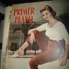 Cine: REVISTA PRIMER PLANO. Nº891. 1957 - JUNE LAVERICK, INGRID BERGMAN, AVA GARDNER, STANLEY KRAMER. Lote 29143617