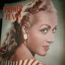 Cine: REVISTA PRIMER PLANO. Nº837. 1956 - JOSEFINA GÜELL, VAN JOHNSON, PAQUITA RICO, GABY ANDRE. Lote 29143709
