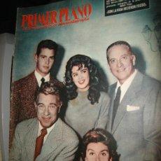 Cinema: REVISTA PRIMER PLANO. Nº835. 1956 - ANA MARISCAL, GEORGE RIGAUD, ROBERTO REY, SAND VAL, ANGEL ARANDA. Lote 29143719