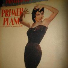 Cinéma: REVISTA PRIMER PLANO. Nº866. 1957 - GRACIA IMPERIO, VON STROHEIM, FAUSTINA, CARMEN SEVILLA. Lote 29143752