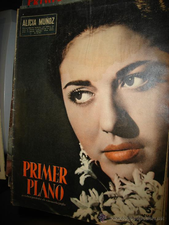 REVISTA PRIMER PLANO. Nº863. 1957 - ALICIA MUÑOZ, CHAPLIN, JAYNE MANSFIELD, MARIA PIAZZAI (Cine - Revistas - Primer plano)