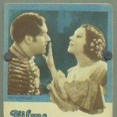 Cine: ON41 RAQUEL MELLER REVISTA ESPAÑOLA FILMS SELECTOS DICIEMBRE 1932. Lote 29153391
