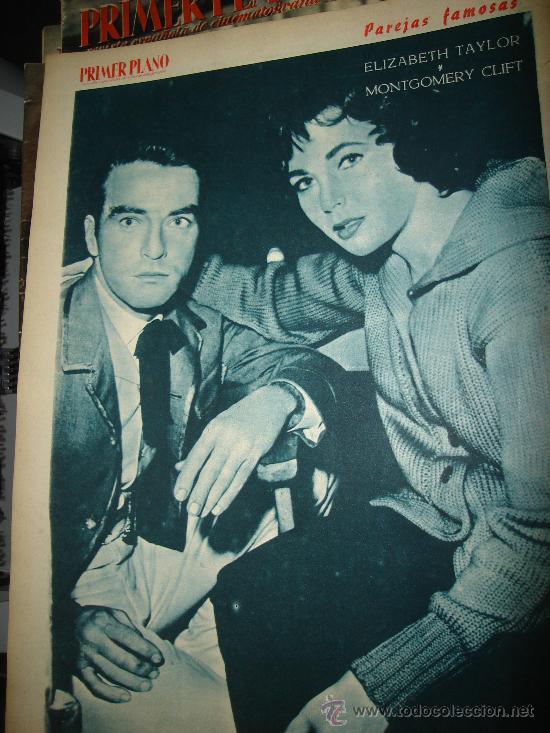 Cine: REVISTA PRIMER PLANO. Nº831. 1956 - JUNE ALLYSON, HARRY JAMES, AVA GARDNER, STEWART GRANGER - Foto 2 - 29143633