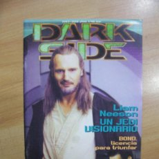 Cine: DARK SIDE Nº 17. LIAM NEESON, BOND. Lote 29202688