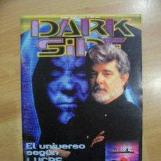 Cine: DARK SIDE Nº 18. GEORGE LUCAS, SITGES´99. Lote 29202713