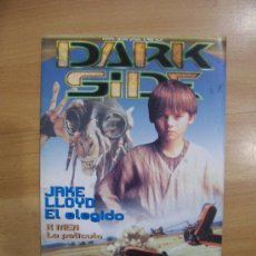 Cine: DARK SIDE Nº 19. JAKE LLOYD, X MEN. Lote 29202727