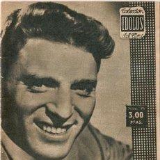 Cine: BURT LANCASTER - BIOGRAFIA DE SU VIDA ARTISTICA. COLECCION IDOLOS DEL CINE Nº 68, AÑO 1958.. Lote 29203253