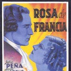 Cine: ROSA DE FRANCIA -SOLIGÓ-. Lote 39206131
