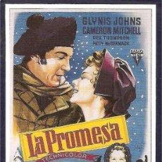 Cine: LA PROMESA -SOLIGÓ-. Lote 30924551
