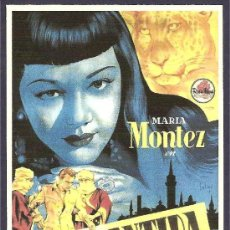 Cine: LA ATLÁNTIDA -SOLIGÓ-. Lote 29311698