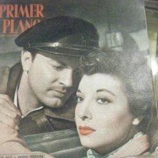 Cinema: REVISTA PRIMER PLANO Nº 679. RUBEN ROJO, MARUJA ASQUERINO, MAUREEN O'HARA, AURORA BAUTISTA. Lote 29284925