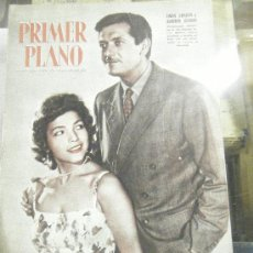 Cine: REVISTA PRIMER PLANO Nº 877. NONNA SABELLA,LINDA CHACÓN,ALBERTO CLOSAS,ROSA SALGADO,VICENTE PARRA . Lote 29285568