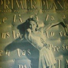 Cine: REVISTA PRIMER PLANO Nº 271, ELAINE SHEPARD, ROBERT WALKER, JUNE ALLYSON. Lote 29287973
