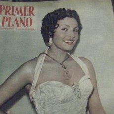 Cine: REVISTA PRIMER PLANO Nº 753.PAQUITA RICO, YVONNE DE CARLO, GRETA GARBO, ANTONIO VICO, ORO DE NAPOLES. Lote 29288476