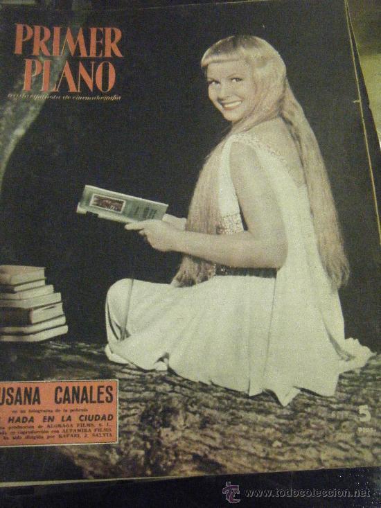 REVISTA PRIMER PLANO Nº766. SUSANA CANALES, JOAN CRAWFORD, MARGARET LOCKWOOD, DIRK BOGARDE (Cine - Revistas - Primer plano)