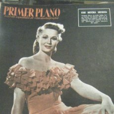 Cine: REVISTA PRIMER PLANO Nº 770. VIRGINIA MAYO, MARLON BRANDON, JUDY HOLLIDAY, CLARK GABLE. Lote 29299559