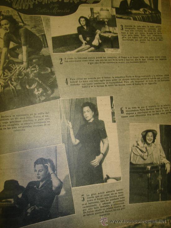 Cine: REVISTA PRIMER PLANO, Nº 261 KATHERINE BOOTH, JUAN DE ORDUÑA, PAOLA BARBARA, MANOLO FERNANDEZ CUESTA - Foto 2 - 29287553